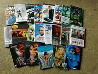 Job lot of Film/Movie DVD's x 21