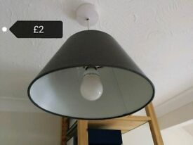 House clearance - light shades