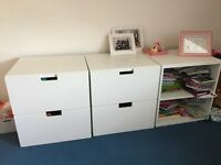IKEA storage cabinets for kids bedroom