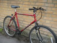 "LRG 20"" Raleigh Cyclone mountain bike - central Oxford - ready to ride"