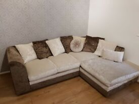 For Sale Velvet Sofa