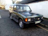 1993 Land Rover discovery 200 TDI ( rare 3 door model ) 2.5 Turbo Diesel 4x4