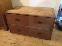 Antique Big Old Wooden Drawers - Possible Delivery Scotland