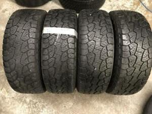 LT275/65R18 HANKOOK Tires 40% left.    $160 for all four Calgary Alberta Preview