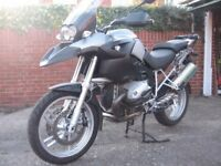 BMW R1200GS 2006, excellent condition, with extra's