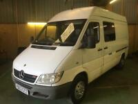 Mercsedes sprinter 313 cdi 2003