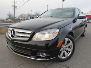 2008 Mercedes-Benz C-Class BLUETOOTH CRUISE CUIR!!!