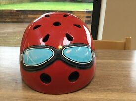 Scooter helmet for kids, Racing Km helmet