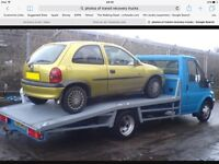 Recovery Truck - Beaver Tail - Car Transporter