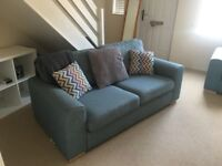 DFS Ayda 3 Seater Sofa and Armchair Less Than Six Months Old