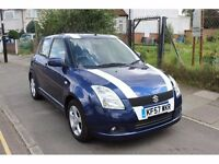 Suzuki Swift 1.5 GLX 5dr FULL SERVICE HISTORY