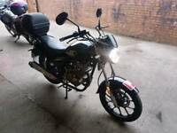 125cc Zontes Mantis