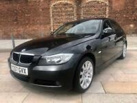 2007 / BMW 318 SE / ALLOYS / ELECTRIC WINDOWS / CD / AIR CON / JANUARY MOT .
