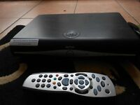 Sky Plus HD Receiver with Remote Control and Power lead Excellent Condition