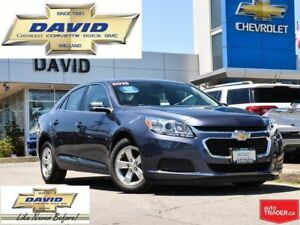 2015 Chevrolet Malibu 1LT, KEYLESS ENTRY, XM RADIO, ALLOY RIMS