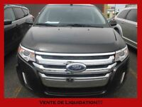 2013 Ford Edge FWD SEL ECOBOOST **INSPECTÉ PAR FORD 132 POINTS**