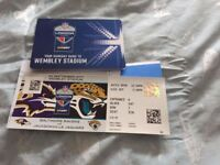 1x NFL International Series 2017 at Wembley Stadium - Baltimore Ravens V Jacksonville Jaguars