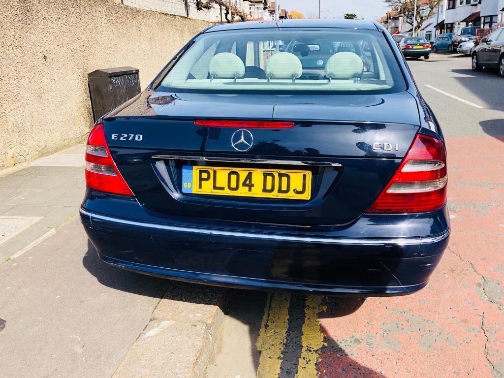 Mercedes E270 cdi drive perfect mot and tax | in Dagenham, London | Gumtree