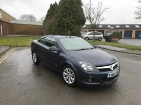 2010 Vauxhall Astra convertible ONE OWNER. SOLD SOLD
