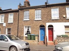 Earlswood Street Greenwich London SE10 9ET (BEAUTIFUL PERIOD TERRACED HOUSE, TWO DOUBLE BEDROOMS)