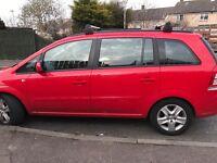 Vauxhall zaffira 1.6