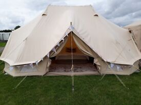 Ultimate Emperor Bell Tent with Accessories and extras!!