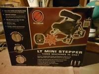 Pilates and Stepper