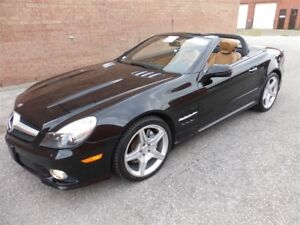 2009 Mercedes-Benz SL-Class SL550 -- AMG SPORTS PKG -- PANORAMA