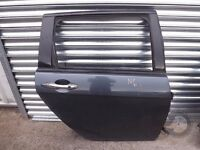 BMW X5 E53 2000-2006 Black O/S REAR LEFT DRIVER SIDE DOOR COMPLETE ref.B2