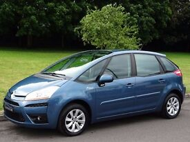2010 Citroen C4 Picasso 1.6 HDi VTR+ 5dr - ONLY 60,000 MILES
