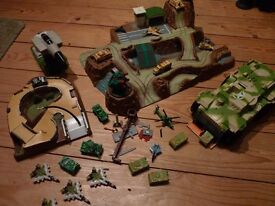 Micro Machines Military Lot