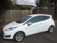 Automatic 2013 Ford Fiesta 1.6 Petrol 18000 Genuine Low Mileage 2 Owners 2 Keys Excellent Condition