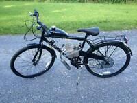 Motor bicycle