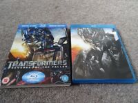 Blu-Ray Transformers Revenge of the fallen
