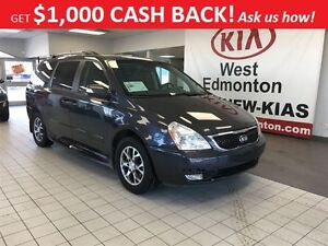 2014 Kia Sedona EX Luxury 3.3L, FIRST 2 MONTHS PAYMENTS FREE