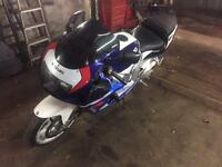 Gsxr 600 for sale or swaps 1650