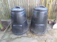 Composter Converter Tubs