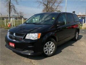 2014 Dodge Grand Caravan CVP**STOW AND GO**POWER WINDOWS**KEYLES