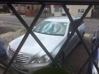 PCO Mercedes Benz E300 hybrid for sale or rent to buy!