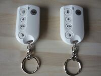 remote key fobs