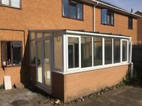 Dismantled conservatory for sale