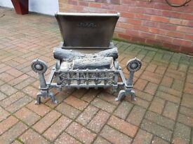 Vintage Belling Electric Fire with flame effect