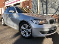 BMW 1 Series 2009 2.0 120d SE 5 door F/S/H, 3 MONTHS WARRANTY, BARGAIN