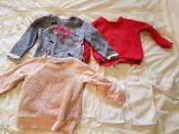 Girls jumpers 2-3