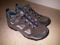 Karrimor Mens Waterproof/Breathable Hiking Shoes - Size 8