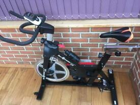Spinning Bike - RevXtreme Indoor Cycle - Black & Red - S1000