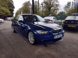 BMW 3 Series 3.0 325d M Sport 4dr Service History, WARRANTY, , CAR4YOU . FINANCE AVAILABLE