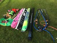 Job lot of windsurfing Equipment