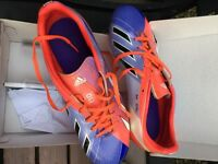 Adidas Messi stud football boots size UK 5.5