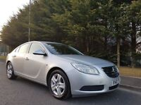 JULY 2010 VAUXHALL INSIGNIA EXCLUSIV 2.0 CDTI 128BHP 6SPEED GEARBOX SERVICE HISTORY MOT AUGUST